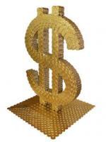 Талисманы из денег своими руками