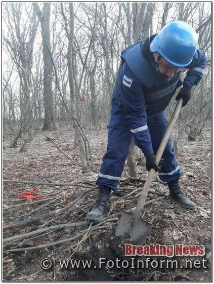 Саперами знищено 60 вибухонебезпечних предметів,
