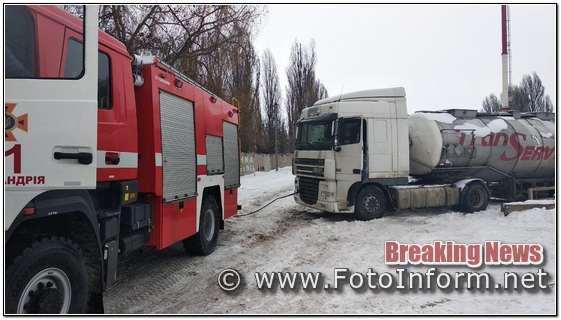 На Кіровоградщині, 33 рази надали допомогу? водіям транспортних засобів