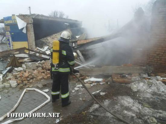 14 березня о 14:23 до Служби порятунку «101» надійшло повідомлення про пожежу на території гаражного кооперативу на вул. Культурна м. Олександрія.