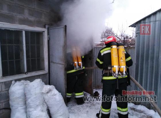 Протягом минулої доби пожежно-рятувальні підрозділи Кіровоградської області 5 разів залучались на гасіння займань будинків та споруд.