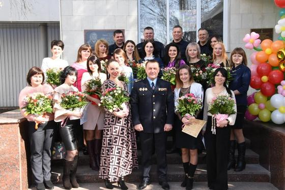 Кропивницький, рятувальники, колег-жінок, Міжнародним жіночим днем