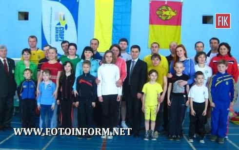 Сім'я Максімових - найспортивніша сім'я Кіровоградщини (ФОТО)