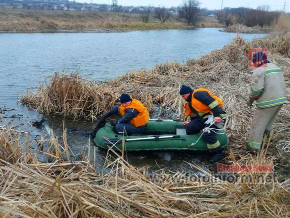 Кіровоградщина, у річці, втопився чоловік, кропивницький новини, фотоинформ
