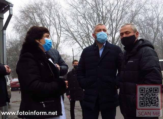 Кропивницькому, відділення екстреної медичної допомоги, андрій назаренко