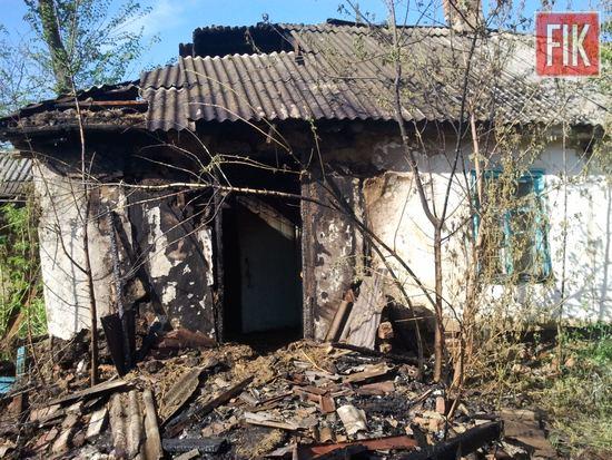 За добу 30 квітня пожежно-рятувальні підрозділи області 5 разів залучались до ліквідації пожеж житлових будинків та господарських споруд.