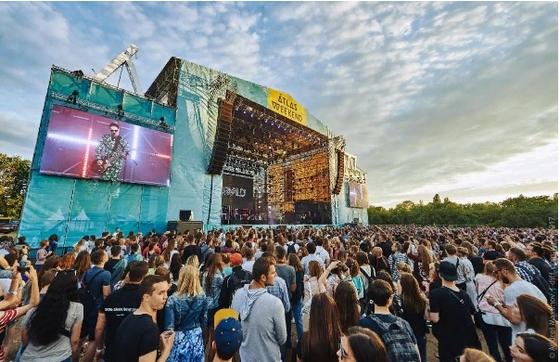 Музыкальный фестиваль Atlas Weekend