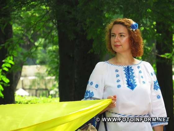 фото ігоря філіпенка, Кропивницький, 42-й батальйон, відзначив річницю створення (ФОТО)