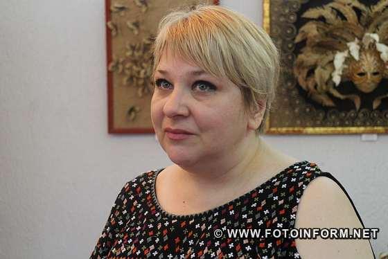У Кропивницькому відкрили виставку «Мистецькі фантазії»