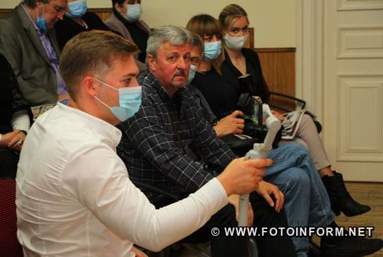 У Кропивницькому привітали кращих журналістів області (фоторепортаж)