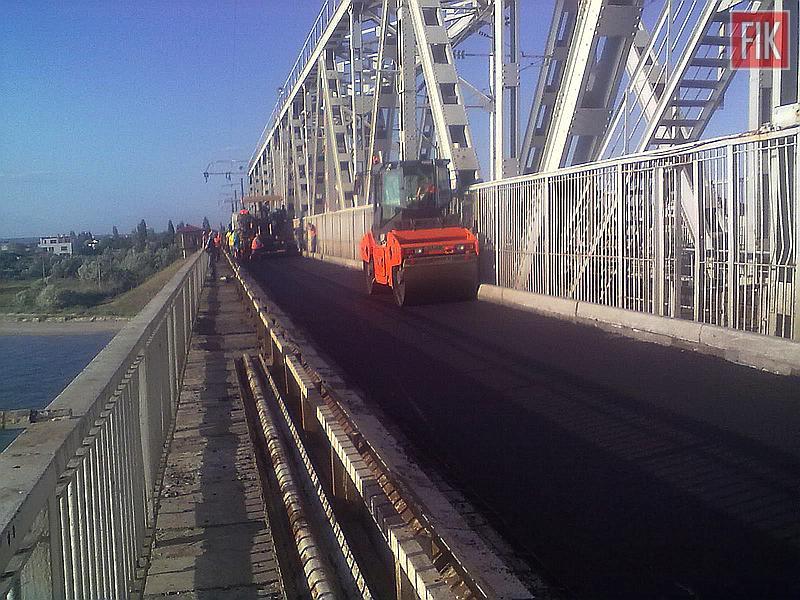 Ремонт мосту в Затоці одеські залізничники продовжать восени
