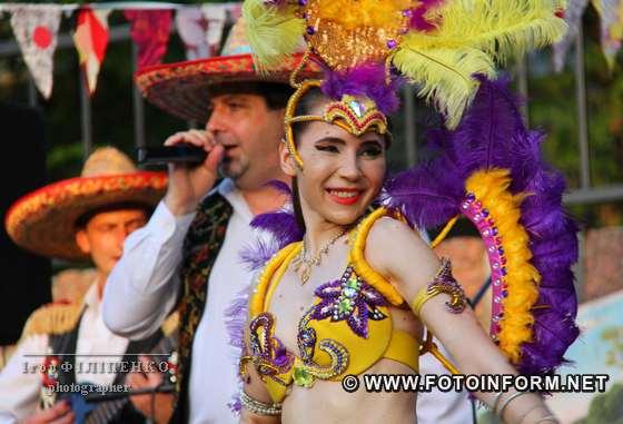 Atmosphere Mir, Фото ігоря філіпенка, У Кропивницькому відбулася латиноамериканська вечірка (фоторепортаж)