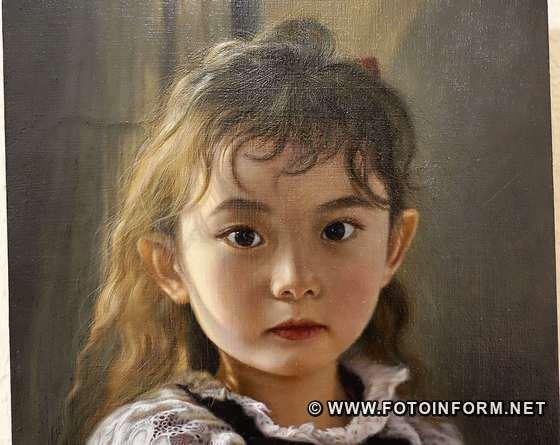 у Музеї мистецтв відбулося відкриття персональної виставки Доба супокою художника-реаліста Лю Хаотяня.