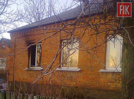 22 січня о 22:21 до Служби порятунку «101» надійшло повідомлення про пожежу житлового будинку по вул. Паризькій у м. Новоукраїнці.