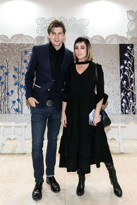 22 січня в Національному музеї Тараса Шевченка відбулась персональна виставка #AURUM талановитої української художниці Оксани Фурса.