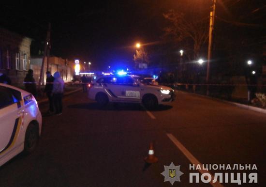 Поліція затримала стрільця, що поцілив у чоловіка в центрі Кропивницького, (ФОТО)