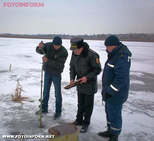 На Кіровоградщиніі тривають рейди у місцях масової риболовлі (фото)