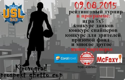 Соревнования по уличному баскетболу пройдут на спортивной площадке Кировоградского медицинского колледжа им. Е. И. Мухина, по адресу пр-т Коммунистический 19.