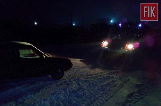 Рятувальники продовжують надавати допомогу громадянам на автошляхах області.