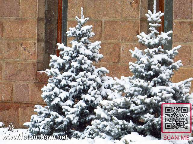 фото игоря филипенко, Справжня зима у Кропивницькому, як виглядає засніжене місто (фоторепортаж)