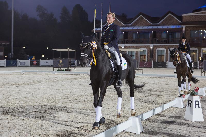 Грандиозное закрытие конного сезона в Equides Club