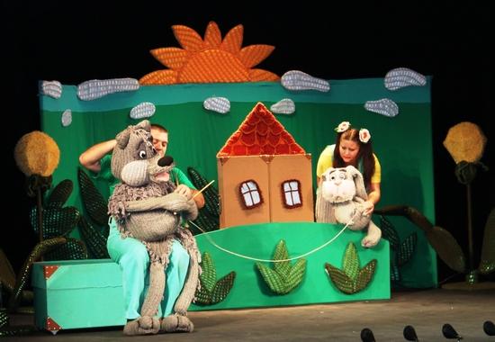 Кропивницький театр ляльок відправляється до Черкас