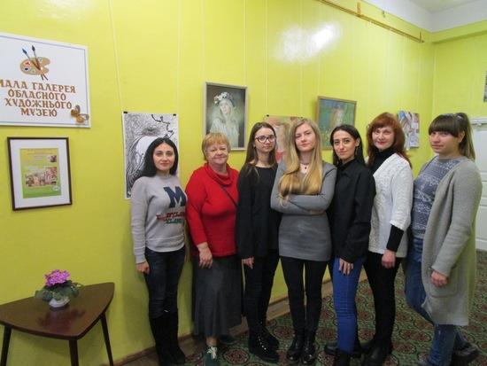 У Кропивницькому відкрито виставку «Лірика душі» (ФОТО)