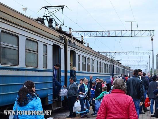 На Кіровоградщині можуть відмінити рух приміськіх поїздів