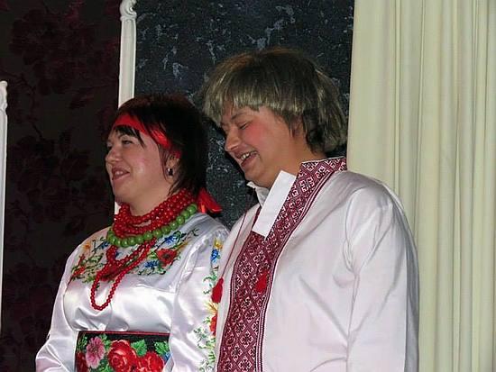 Алексей Козачинский - Алина Дариева