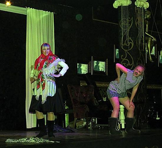 Людмила Царенко - Широкопояс Анастасия