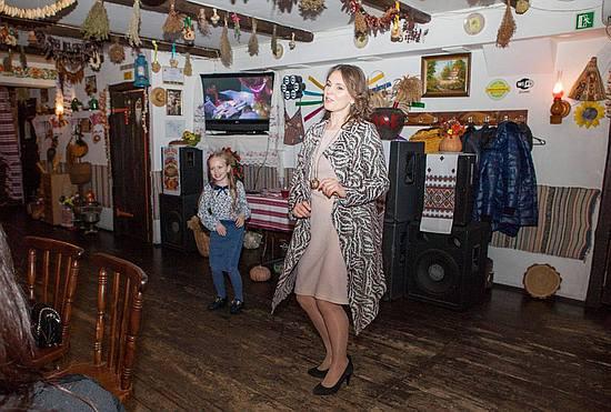 Творческий союз трех удивительных женщин, ресторан «Гопак», Светланы Островской, Татьяны Герасимовой, актрисы Астрая