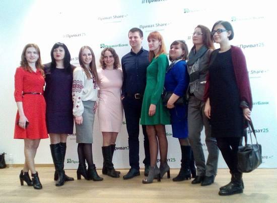 Найбільший банк держави «ПриватБанк» відсвяткував свій 25-річний ювілей. З цієї нагоди був організований захід, під назвою «Приват.Share». У рамках якого прозвучав звіт про досягнення, а також відбулась презентація та демонстрація нових сервісів та послуг. Ними банк готов ділитися з Україною та українцями.