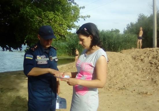 На Кіровоградщині громадянам наполегливо рекомендують дотримуватись правил безпеки на воді