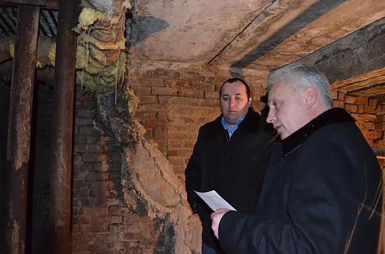 Перший заступник голови ОДА Сергій Коваленко із робочим візитом відвідав Долинський район.