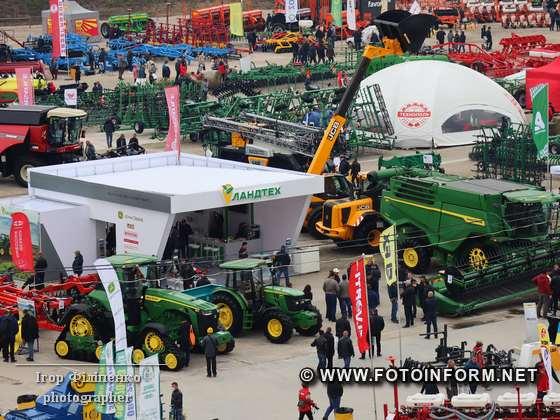 Перший день роботи виставки «Agroexpo-2021»: