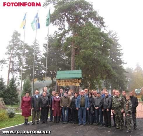 Лісничі з різних куточків України переймали досвід у лісівників Кіровоградщини (ФОТО)