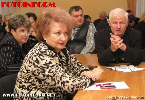 У Кіровоградській міській раді відбулось засідання Громадської ради (ФОТО)