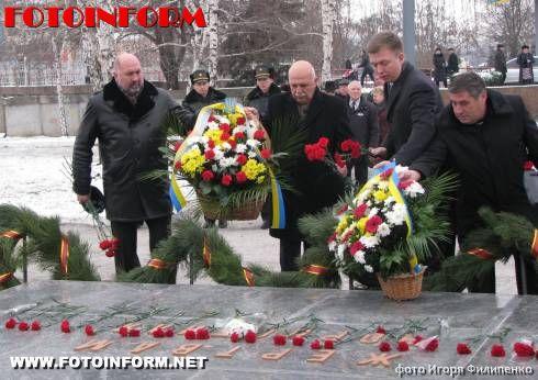 В Кировограде День ликвидатора прошел без ликвидаторов (фоторепортаж)