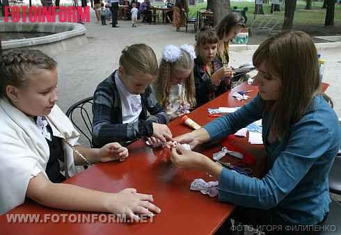 В Кировограде прошел мастер класс (фото)