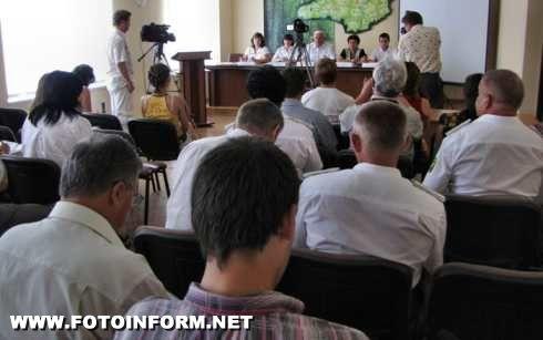 Лісівники Кіровоградщини відзвітували за перше півріччя (фото)