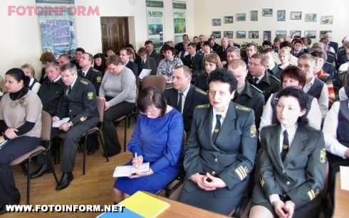Лісівники Кіровоградщини підсумували здобутки 2012 року (фото)