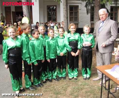 Визначено найкращу екологічну агітбригаду Кіровоградщини! (ФОТО)