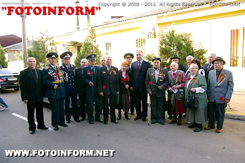 Игорь Шаров: Мы помним ваши заслуги и гордимся ими (фото)