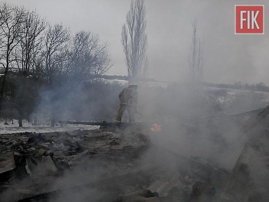 28 січня о 13:22 до Служби порятунку «101» надійшло повідомлення про пожежу у житловому будинку на вул. Шкільній у с. Солдатське Новоархангельського району.