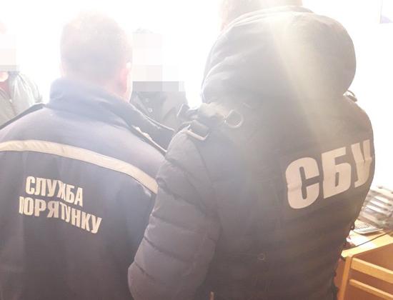 Співробітники Служби безпеки України викрили та затримали на хабарі начальника навчального пункту аварійно-рятувального загону спеціального призначення Управління Держслужби з надзвичайних ситуацій в Кіровоградській області.