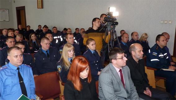 Виконуючим обов'язки начальника підрозділу призначено Сергія Котигу.