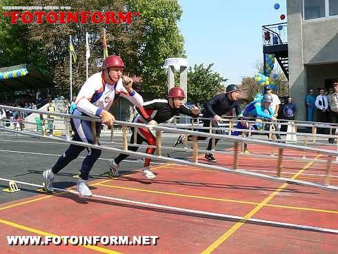 У Кіровограді розпочалися змагання за Кубок України з пожежно-прикладного спорту (ФОТО)