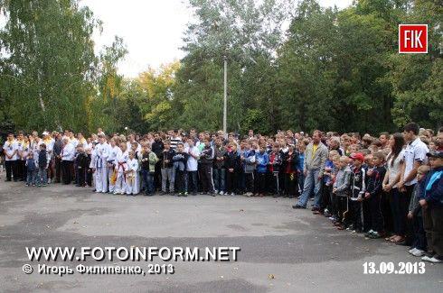Кировоград: праздник физкультуры и спорта (фоторепортаж)