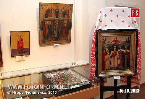 Кіровоград: до свята Покрови Пресвятої Богородиці (фото)