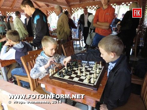 Вчера в праздничный для нашего города день состоялось открытие обновленного шахматного клуба.